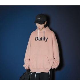 Áo Khoác Nỉ Hoodie In Datlity HDI07 Unisex Freesize Phong Cách Hàn Quốc dưới 75kg giá sỉ
