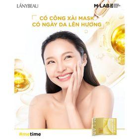 Mặt nạ dưỡng da kiểm át dầu, ngừa mụn LÁNYBEAU Anti Acne & Oil Control hộp 7 miếng (28g/miếng) giá sỉ