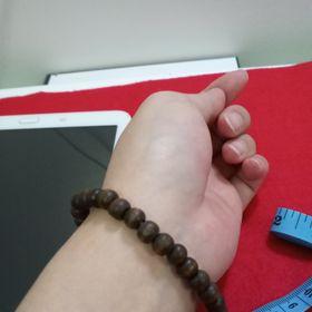 Chuỗi đeo tay gỗ đẹp 5mm giá sỉ