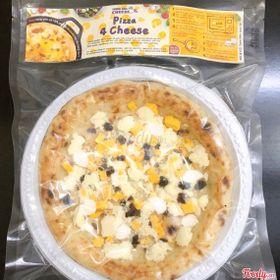 Pizza 4 cheese - Pizza đông lạnh tphcm giá sỉ