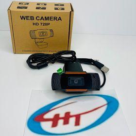Webcam HD 720p kẹp mic, xoay 360 độ giá sỉ