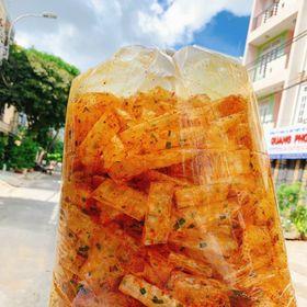 Bánh tráng cuộn tép hành cực ngon. Bịch 1kg Sỉ: 69,300đ. giá sỉ