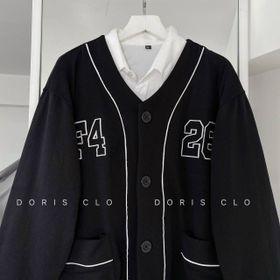 Áo khoác cardigan nỉ ngoại logo in nổi F4 26 siêu đẹp giá sỉ