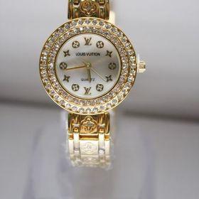 Đồng hồ gold viền xoàn L.V giá sỉ