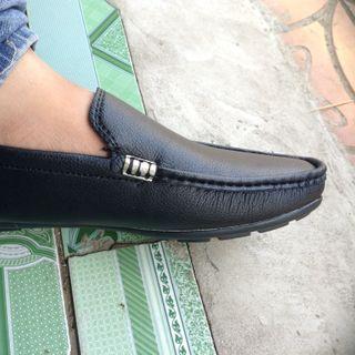 Giày mọi nam da sần hàng việt nam sản giá sỉ