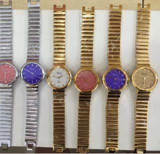 Đồng hồ dây kim loại nữ DI.OR 9175 giá sỉ