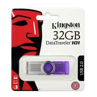 Usb 32Gb Kingston USB Kingston 32Gb Tím giá sỉ
