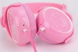 Tai nghe headphone hello-kitty giá sỉ
