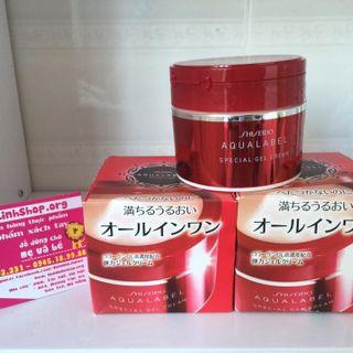 Kem dưỡng da shiseido aqualabel special gel cream 90g giá sỉ