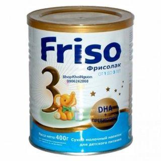 Friso gold 3 nga 400g giá sỉ