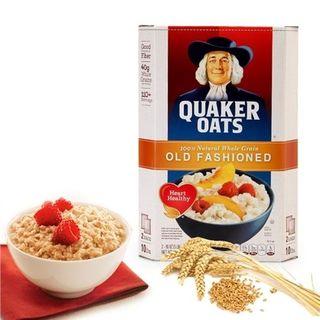 Yến mạch quaker oats mỹ giá sỉ