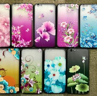 Ốp giả iphone 7 hoa đính đá cho iphone 56677 giá sỉ