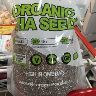 Hat chia absolute organic chia seeds giá sỉ