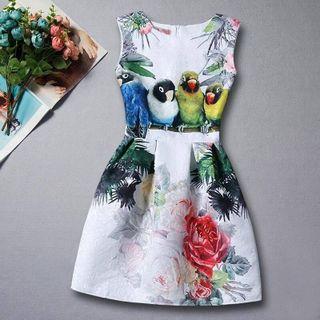 Đầm gấm size đại sd222 giá sỉ