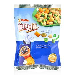 Snack và đậu thập cẩm tân tân gói 135g giá sỉ