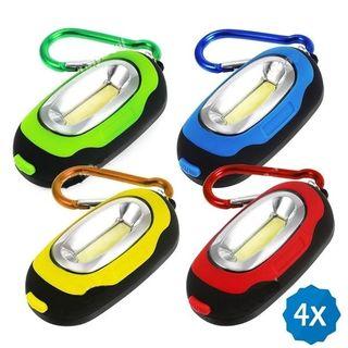 Móc khóa đèn led mini siêu sáng sos giá sỉ