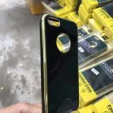 Ốp đen viền vàng iphone giá sỉ