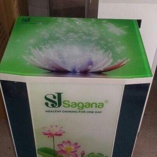 Máy lọc nước RO SJ Sagana 8 cấp lọc tủ 3D giá sỉ