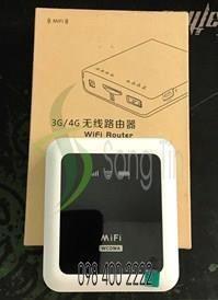 Phát WiFi từ sim 3G - LTE - 2G/3G/4G - LCD - dung lượng 5200 - C21 giá sỉ