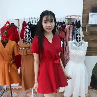 váy xoè nhật giá sỉ