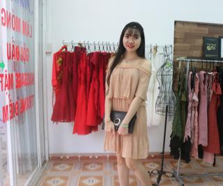 váy a giá sỉ