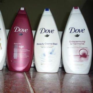 Sữa tắm Dove 750ml giá sỉ