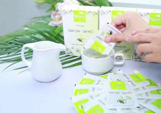 trà giảm cân nấm giá sỉ