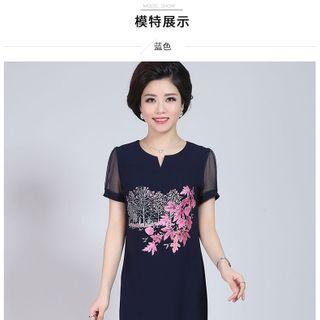 Đầm nữ voan 10 giá sỉ