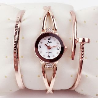 Đồng hồ lắc tay giá sỉ