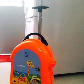 valy kéo bằng nhựa khuyến mãi của abbott giá sỉ