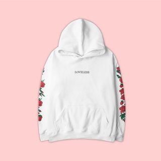 hoodie sweater rose giá sỉ