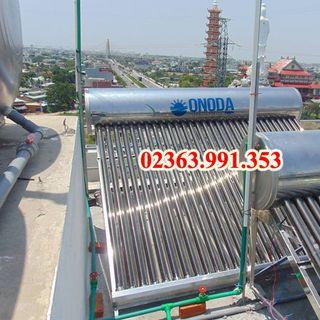 Máy nước nóng năng lượng mặt trời tại Đà nẵng giá sỉ