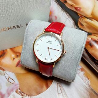 Đồng hồ nữ màu đỏ giá sỉ