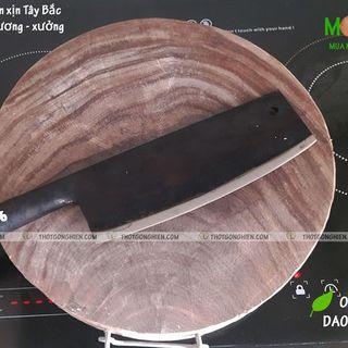 Thớt gỗ nghiến siêu bền giá sỉ