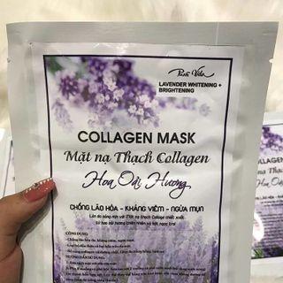 Mặt nạ collagen hoa oải hương 60gr giá sỉ