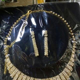 Bộ trang sức bông tai dây chuyền giá sỉ