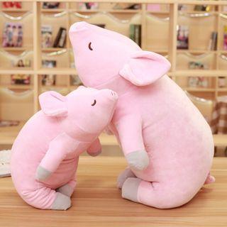 Gấu bông heo hồng 50cm giá sỉ