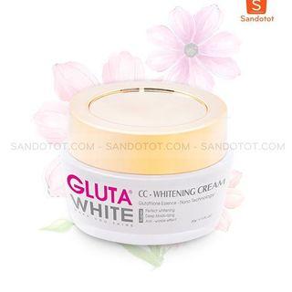 Kem dưỡng trắng hoàn hảo Gluta White CC-Whitening Cream- Ban Ngày - 680000đ giá sỉ