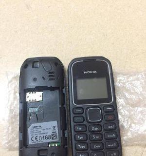 Nokia 1280 tq bo đen loại ít lỗi KO PHỤ KIỆN giá sỉ