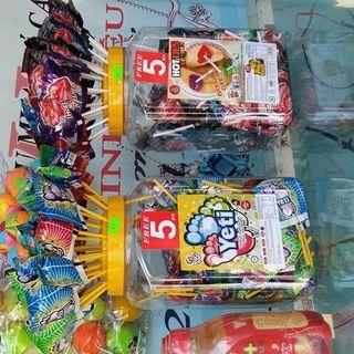 Kẹo mút Malaysia giá sỉ