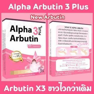 Viên bột kích trắng Allpha Arbutin Thái Lan trộn kem giá sỉ
