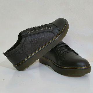 Giày đốc sần đen da bò 100 giá sỉ