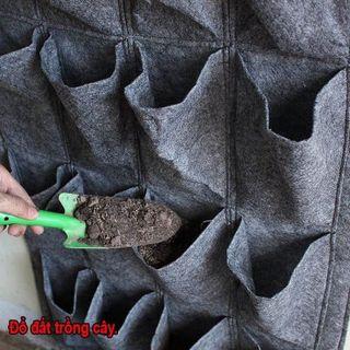 Túi Vải Trồng Cây 20 Ngăn giá sỉ