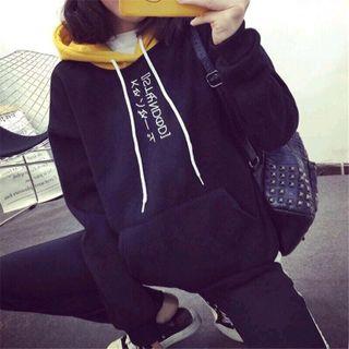 hoodie chữ nhật giá sỉ