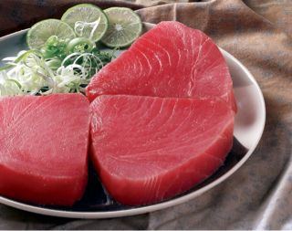 Cá Ngừ cắt Lát Đại Dương 500grma giá sỉ