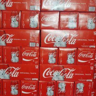 Nước ngọt CoCa Mỹ giá sỉ