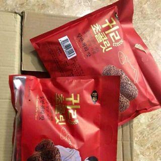 Bánh yến mạch Socola Hàn Quốc giá sỉ