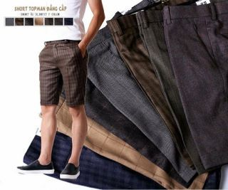 quần short âu topman giá sỉ