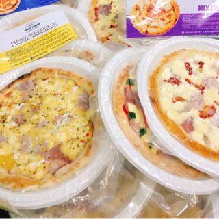 pizza đông lạnh giá sỉ