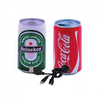 Loa thẻ nhớ hình nước ngọt Coca Pepsi giá sỉ